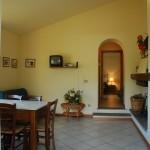 Casa Vacanze La Baghera - La Baghera - Appartamento Barco Reale - Soggiorno