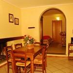 Casa Vacanze La Baghera - La Baghera - Appartamento Leporaia - Soggiorno