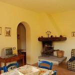 Casa Vacanze La Baghera – La Baghera Alta – Appartamento Balilla - Soggiorno