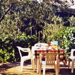 Casa Vacanze La Baghera - La Baghera - Appartamento Gorgole - Giardino