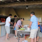 Casa Vacanze La Baghera - La Baghera Alta - Pizza Party